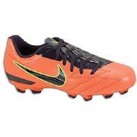Nike JR Total 90 Shoot AG 4 Fussballschuh Kinder 472567-643 [GR 38,5 US 6Y] -