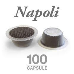 100 CAPSULE CAFFE\' BARBARO compatibili Bialetti CREMOSO NAPOLI