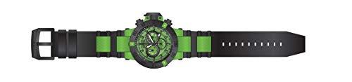 Uhren Armband für Invicta Subaqua 0937 (Watch-gummi Invicta)