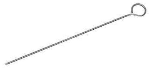 3x FACKELMANN Rouladen-Nadeln 10 cm, je Pck. 10 Stück, Rouladennadeln Edelstahl
