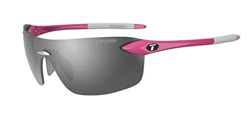 Tifosi Sonnenbrillen 2016 Vogel Neon Rosa-Smoke (One Size , Rosa)