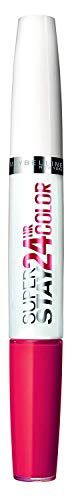 Maybelline Superstay 24 Hours Lip Color, 515 Blazing Red -