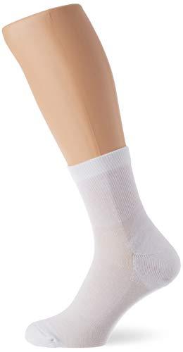 Odlo Socks Quarter Active 2 Pack White, 39-41 -