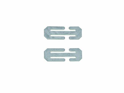 Britax Römer BABY-SAFE, BABY-SAFE plus, BABY-SAFE plus SHR Set Zweischlitzplatte, Gruppe 0+, Original Ersatzteil