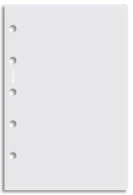 Filofax MINI Transparent Envelope Test
