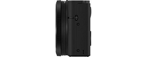 """Sony DSC-RX100 Fotocamera Digitale Compatta Cyber-shot, Sensore CMOS Exmor R da 1"""" e 20,2 Megapixel, Obiettivo Zeiss Vario-Sonnar T* con Zoom Ottico 3,6x, Nero"""