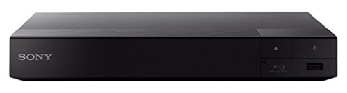 Sony BDP-S6700 Lettore Blu-Ray Full HD 3D, Conversione 4K Ultra HD, Wi-Fi, USB, Multiroom, Nero