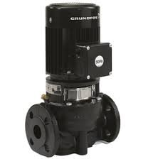 GRUNDFOS E  BOMBA IN LINE SIMPLE 2PINES MOD  TP 32–120/2TENS 1X 230V PN6/10