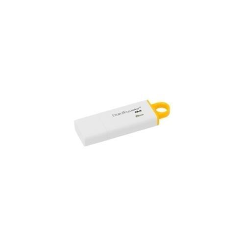 Kingston DataTraveler DTIG4 USB 3.0 8GB Pen Drive White Price in India