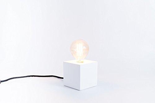 lampara-de-yeso-lampara-de-escayola-lampara-de-diseno-lampara-handmade-lampara-de-mesa-lampara-santo