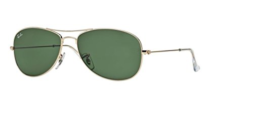 Ray Ban RB3362 001 59M Arista/Crystal Green