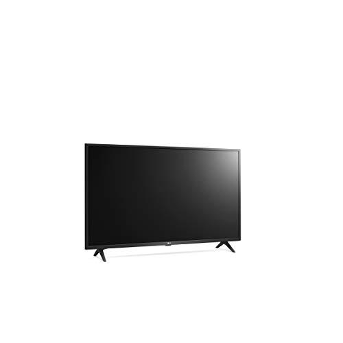 """21BncAvdOFL - LG 43LM6300PLA - Smart TV Full HD de 108 cm (43"""") con Inteligencia Artificial, Procesador Quad Core, HDR y Sonido Virtual Surround Plus, Color Negro"""