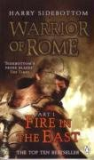 Book cover for Fire in the East