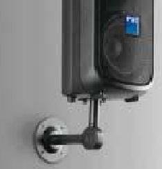 Lautsprecher Fbt (FBT 18522 Lautsprecher-Wandhalterung schwarz)