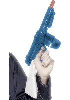 Gangster 's Tommy Gun