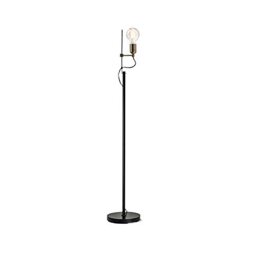 CLOTHES UK- Rétro Style lampe en métal Vintage fer Art lampadaire, Village américain Village étude industrielle café décoration lampe de table Lampadaire