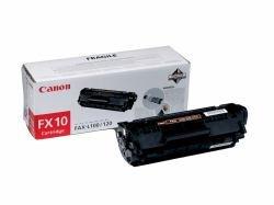 Original Toner Canon FX-10 0263B002 - 1 Toner-Patrone - Schwarz - 2.000 Seiten - Canon Fx-10 Schwarz Patrone