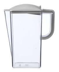 Brocca acqua automatica, capacità: 2 litri, colore: trasparente