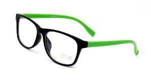 Original Nerd Brille BIG mit Neon grünen Bügeln Sonnenbrille Wayfarer Nerdbrille Pantobrille Hornbrille Geek Herren Damen Glasses