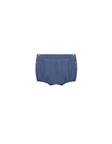 Gocco Bombacho Vaquero Pantalones, Bebé-Niños, Azul (Denim Oscuro At), 74 (Tamaño del...
