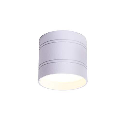 Verlight 3W führte Oberfläche angebrachte moderne energiesparende Decke Downlights kein Blitz-Blendschutzverkleidung-Lampen-Wohnzimmer-Eingang Gang-Ausgangslandhaus-dekorative Verkleidungs-Lichter
