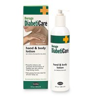 ShiKai Borage DiabetiCare Hand & Body Lotion, 8 oz by SHIKAI PRODUCT .