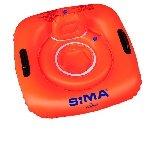 Fashy 8250 SIMA - Schwimmsitz, Schwimmring, 0 (6-12 Monate)