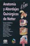 ANATOMIA Y ABORDAJES QUIRURGICOS DE NETTER + DVD