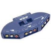 Video Input Selector (Audio/Video Input Selector Switch, 3-Wege-20–1346)