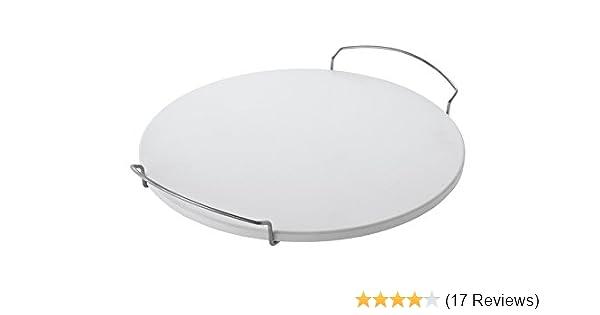 Rösle Gasgrill Pizzastein : Rösle 25074 bbq pizzastein rund 42 cm durchmesser: amazon.de: küche