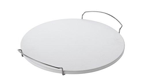 Rösle 25074 BBQ Pizzastein rund, 42 cm Durchmesser