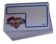48-cartes-pvc-porte-prix-pour-pescaderia-avec-marqueur-de-cadeau