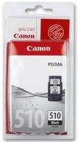 Canon PG-510 - Cartucho de tinta negra para impresoras Canon MP240, MP260 y MP480