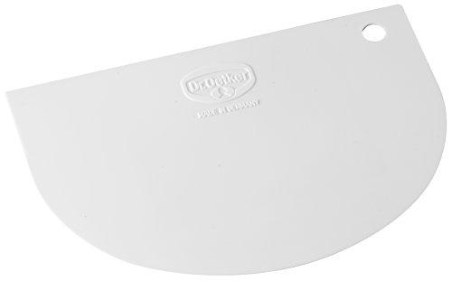 droetker-1635-raschietto-plastica-12cm-bianco