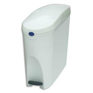 FEMINA Abfallbehälter für Damenhygiene 20 L, weiß