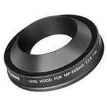 Canon MP-E65 - Parasol para objetivo Canon MP-E 65mm f/2.8 1-5x Macro, negro