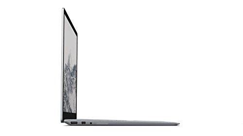 Microsoft 3429 cm 135 Zoll area Laptop Intel main i5 128GB Festplatte 4GB RAM Intel HD Graphics 620 Win 10 S Platin Grau Notebooks