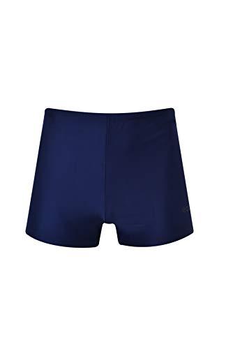 Eono Essentials Badehose für Herren (Marineblau, Größe L)