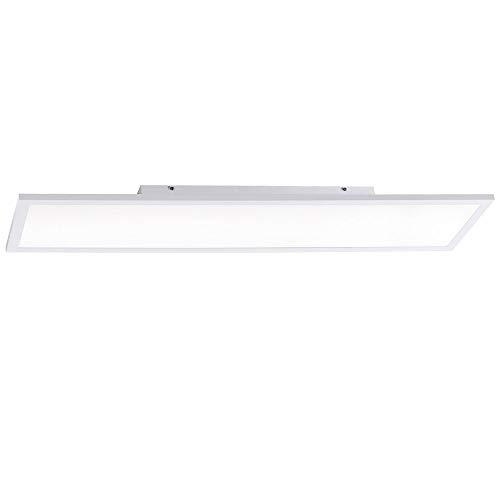 Angebot: RGB LED Panel Decken Lampe Google Home Alexa Wohn Zimmer Dimmer App Leuchte LeuchtenDirekt 16333-16 für nur 69.73€ statt bisher 92.68€ auf Amazon.