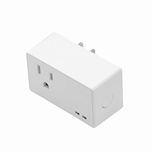 Ludage Smart socket Alexa Google Home control de voz mini americana WiFi...