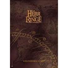 Herr der Ringe Kalenderbuch A5 2009