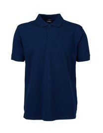 Mens Luxury Stretch Polo - Polo-tee