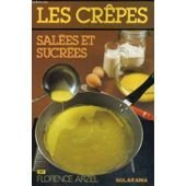 Les crepes salees et sucrees