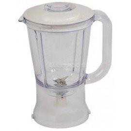 5A02453 BICCHIERE frullatore 1,5 litri con il suo coperchio, bicchiere dosatore e lama. Vi consentirà di gustare delizi