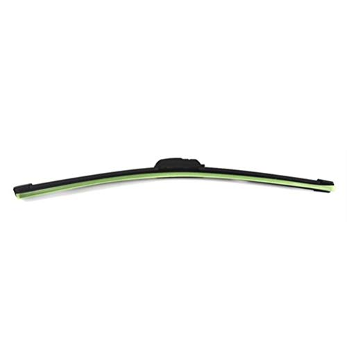 Vosarea Scheibenwischerblätter aus dreiteiligem Gummi-Windschutzscheibenhalter für Fahrzeugfenster