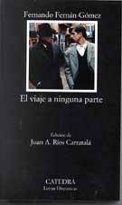 El viaje a ninguna parte par Fernando Fernán-Gómez