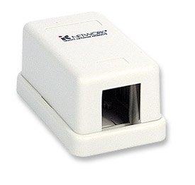 Intellinet 162739 Color blanco caja de tomacorriente - Caja registradora