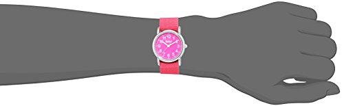 Scout Mädchen-Armbanduhr Analog Quarz Textil 280304001 - 2