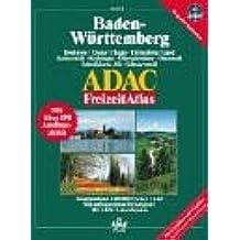 Baden-Württemberg: 1:100000, Bodensee, Elsass, Hegau, Hohenloher Land, Kaiserstuhl, Kraichgau, Oberschwaben, Odenwald, Schwäbische Alb, Schwarzwald