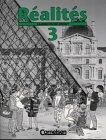 Preisvergleich Produktbild Réalités - Bisherige Ausgabe: Réalités 3, Lehrwerk für den Französischunterricht. Zweite Fremdsprache als Wahlpflichtfach: Grammatisches Beiheft